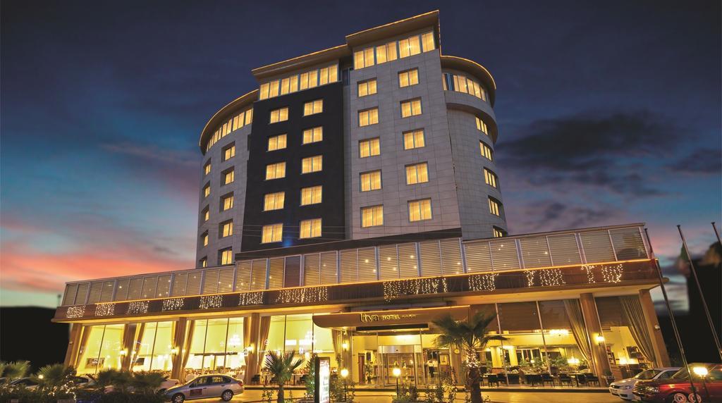 افضل الفنادق في مرسين
