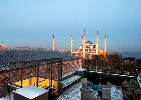 اشهر فنادق تركيا اسطنبول