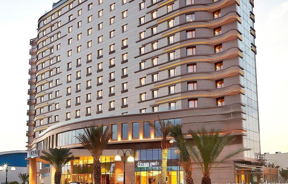 اشهر فنادق مرسين
