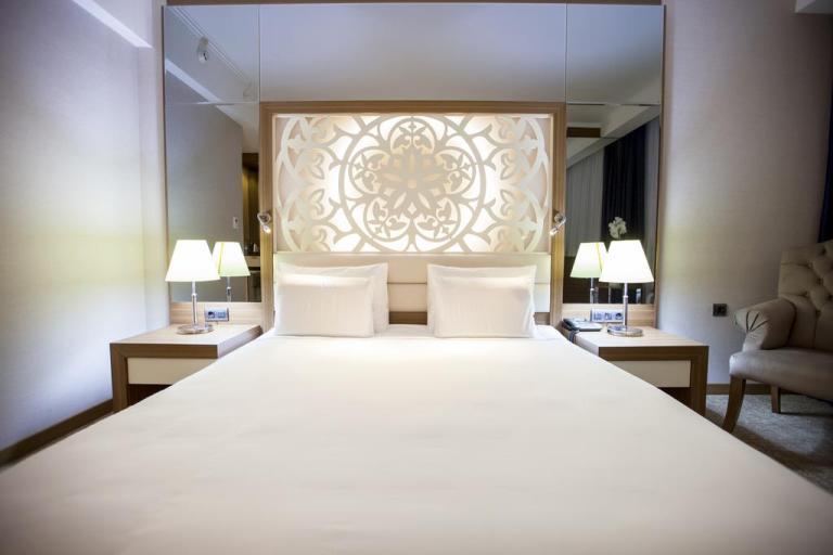 أفضل 8 فنادق في أنقرة