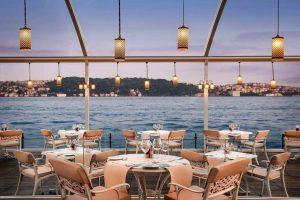 فنادق اسطنبول المطلة على البوسفور