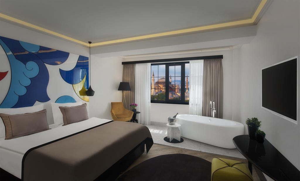 حجز فندق سورا آيا صوفيا