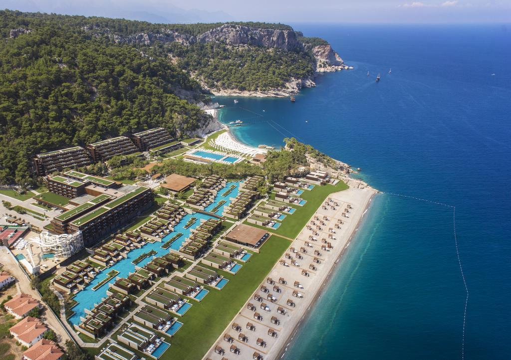افضل فنادق كيمير تركيا