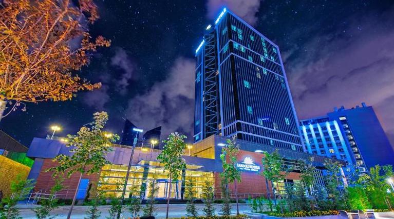 أفضل الفنادق في انقرة