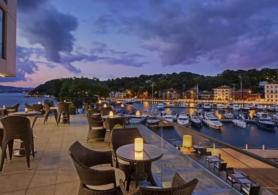 حجز فندق جراند ترابيا باسطنبول