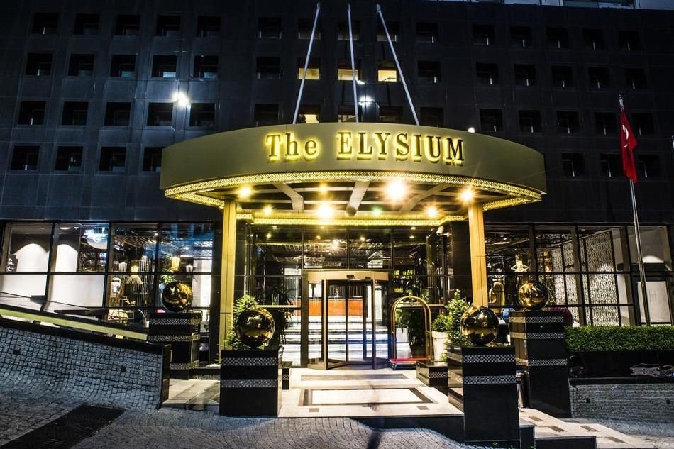 حجز فندق ذا إليسيوم إسطنبول