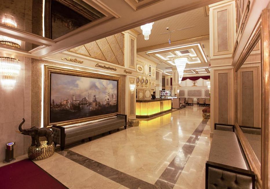 حجز فندق وسبا ميس اسطنبول