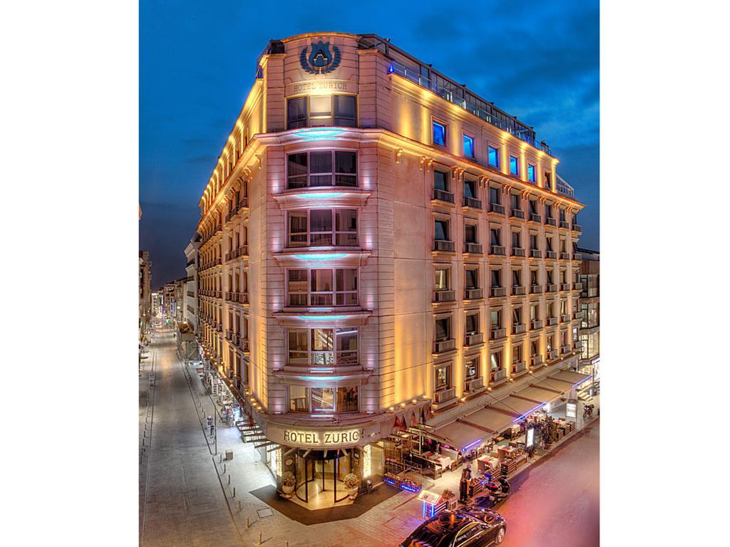 حجز فندق زيورخ اسطنبول