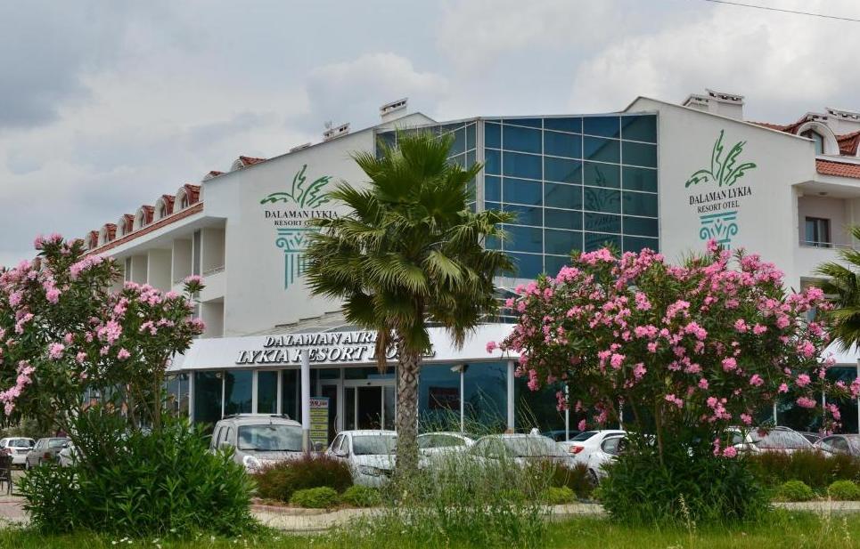 حجز فندق Dalaman